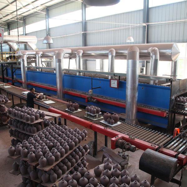 陶瓷流水线窖炉设备
