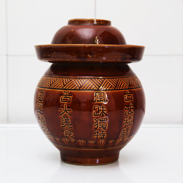 贵州细陶定制泡菜坛