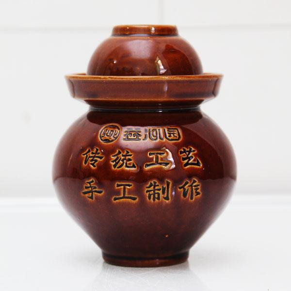 贵州益沁园细陶泡菜坛
