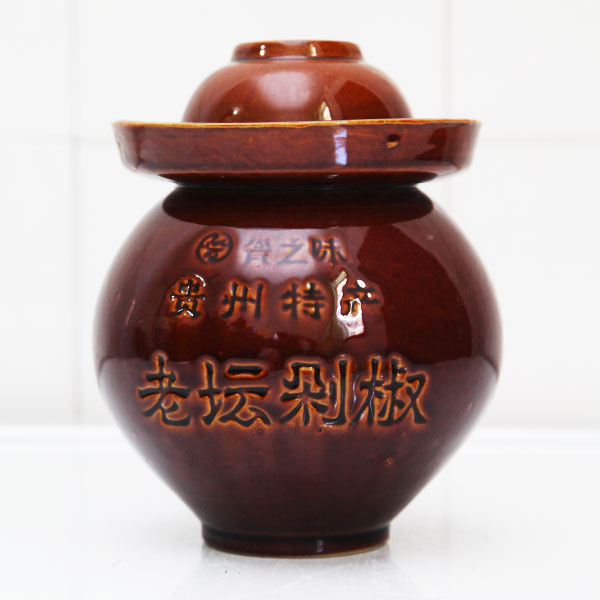 贵州瓮之味老坛垛椒泡菜坛