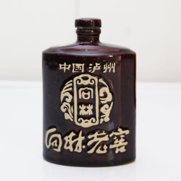 贵州向林老窖陶瓷小酒瓶