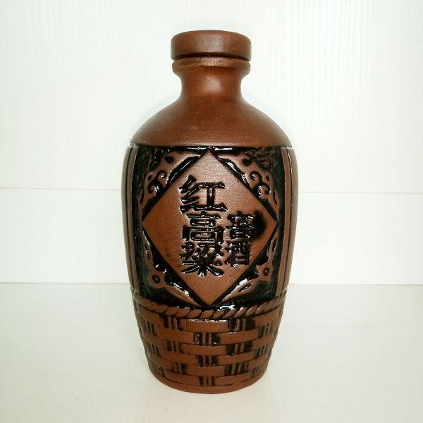 红高梁陶瓷紫砂酒瓶