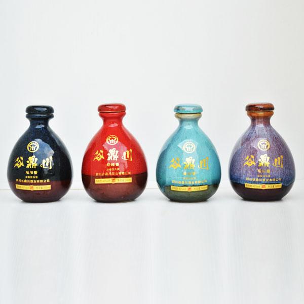 贵州高档谷鼎川烤花手抓瓶