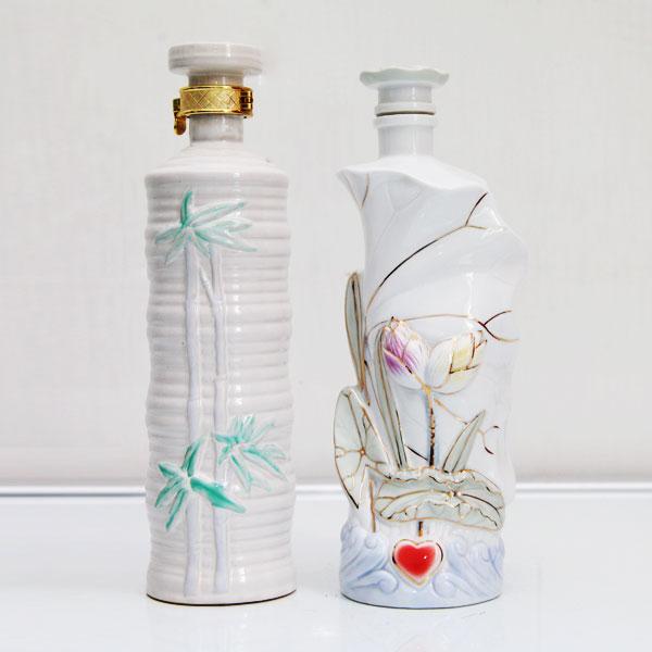 陕西高档陶瓷酒瓶