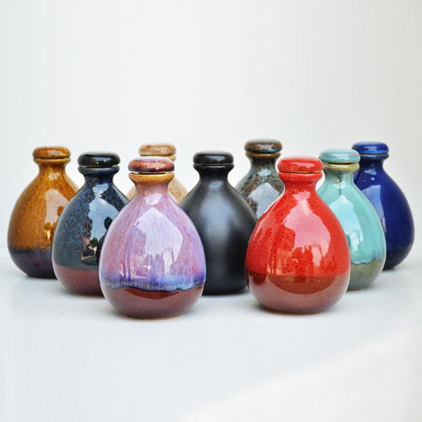 陕西通用陶瓷手抓瓶