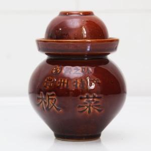 贵州特产板菜泡菜坛