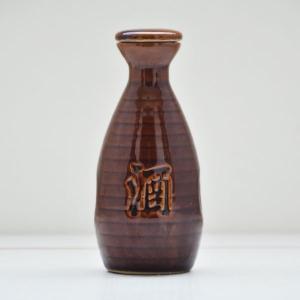 酒字二两陶瓷小酒瓶