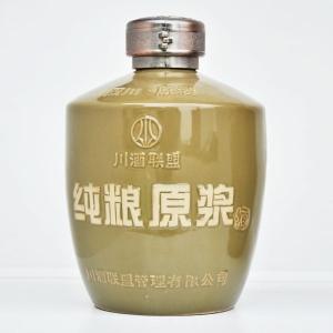 纯粮原浆陶瓷定制酒瓶