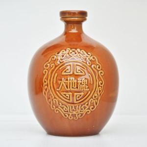 定制大地魂陶瓷酒瓶