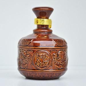 定制九江老酒陶瓷酒瓶