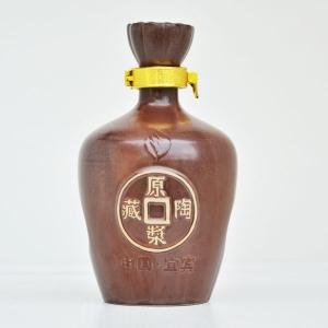 定制原浆陶藏陶瓷酒瓶
