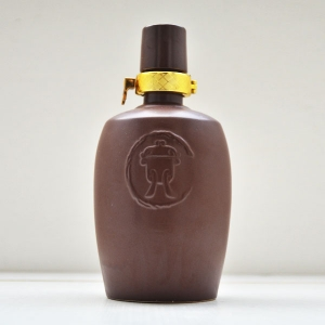 定制紫砂陶瓷酒瓶