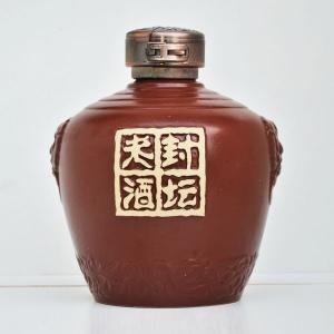 通用坤砂封坛老酒陶瓷酒瓶