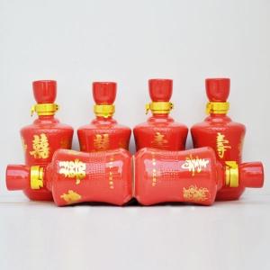 宴席通用陶瓷酒瓶
