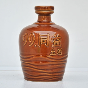 同益土酒定制陶瓶