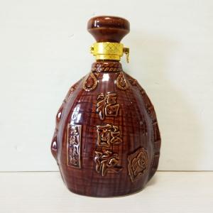 定制福酝液纯粮陶瓷酒瓶