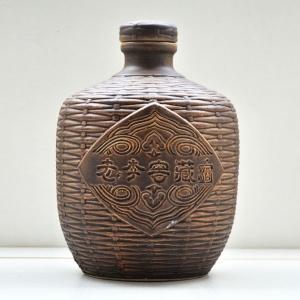 定制老李窖藏陶瓷酒瓶