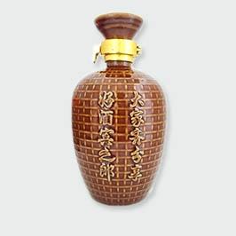 定制宾之郎陶瓷酒瓶