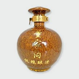 定制董家沟陶瓷酒瓶
