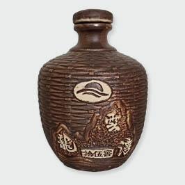 高档龙云湾陶瓷酒瓶
