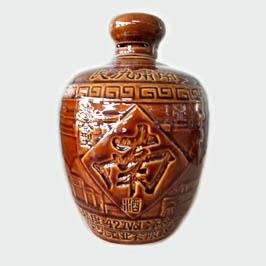 高档南酒陶瓷酒瓶