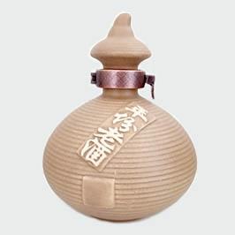 高档年份老酒陶瓷酒瓶