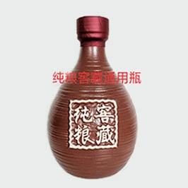 纯粮窖藏通用瓶