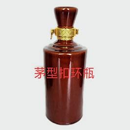 茅型硅胶瓶