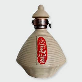 定制白毛酱酒瓶