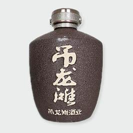 吊龙滩酒瓶