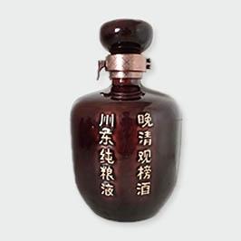 定制观榜酒酒瓶