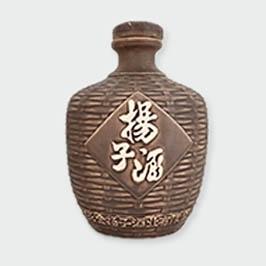 定制杨子酒酒坛