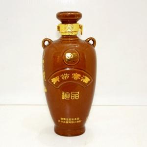 御带窖酒陶瓷酒瓶