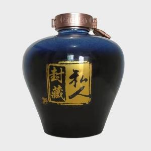高分子陶瓷酒瓶
